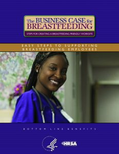 Easy steps to supporting breastfeeding employees